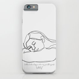 What if iPhone Case