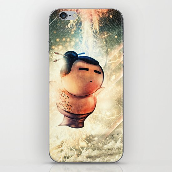 Rise of Sumo iPhone & iPod Skin