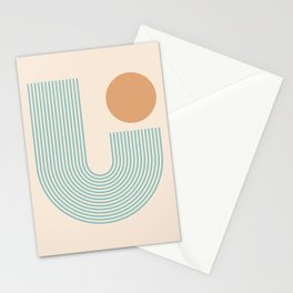 Abstraction_SUN_LINE_VISUAL_ART_Minimalism_003A Stationery Cards