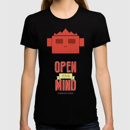 Open your mind T-shirt