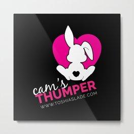 Cam's Thumper [Dark] Metal Print