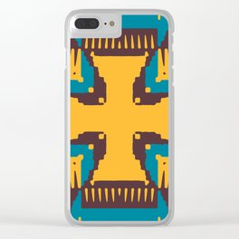 Bearclaw Clear iPhone Case