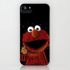 Elmo and Little Butterfly Slim Case iPhone (5, 5s)