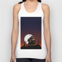 Halloween Unisex Tank Top