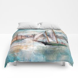 City Sailors Comforters