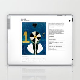 Bold Girl  / Art Stories Laptop & iPad Skin