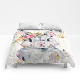 Little Miss Bunny Comforters