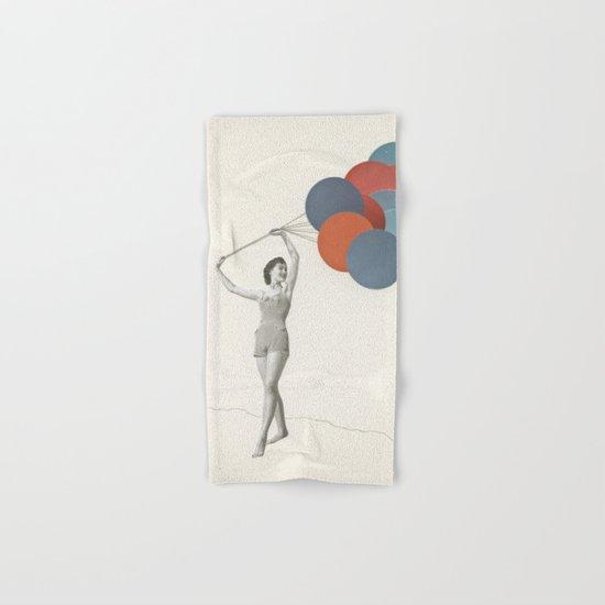 Balloons Hand & Bath Towel