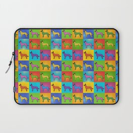 Belgian shepherd - Malinois Laptop Sleeve