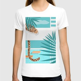 Big Cat on Vacation I. T-shirt