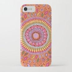 Pumpkin Bloom Slim Case iPhone 7