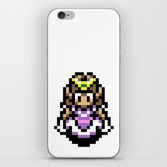 Princess Zelda iPhone & iPod Skin