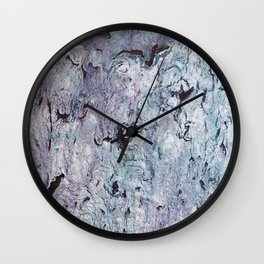 Relocation Wall Clock