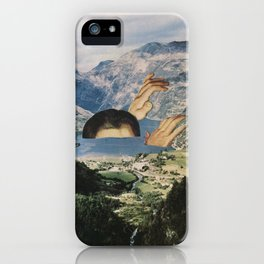 Out of Bath iPhone Case