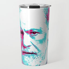 Sigmund Freud Travel Mug