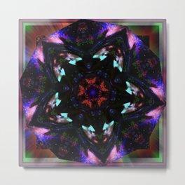 """Pentagram Reflections"" by surrealpete Metal Print"