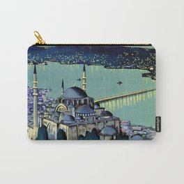 Golden Horn Istanbul Carry-All Pouch