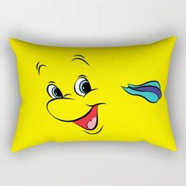 Flounder Rectangular Pillow