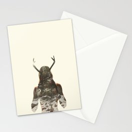 Natural habitat Stationery Cards