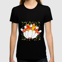 Ten Pin Comic Blast T-shirt