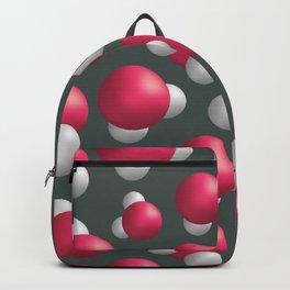 Water molecules Backpack
