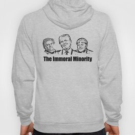 The Immoral Minority Hoody