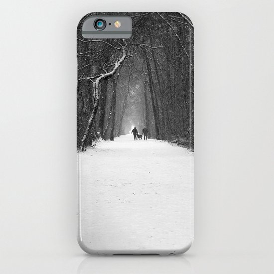 Snow White Morning iPhone & iPod Case