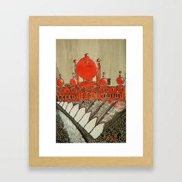 Cacoethes Framed Art Print