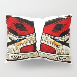 Off White X Jordans Chicago Pillow Sham