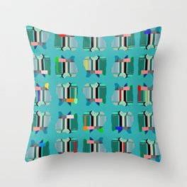 Fabric Candy. Throw Pillow