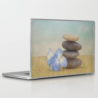 zen Laptop & iPad Skins featuring Zen by Kim Hojnacki Photography