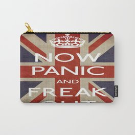 NOW PANIC AND FREAK OUT Carry-All Pouch
