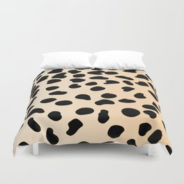 Leopard animal print Duvet Cover