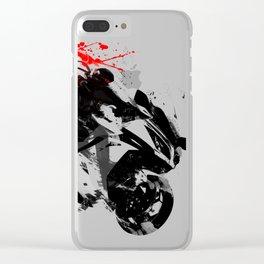 Ninja Motorcycle Japan Clear iPhone Case