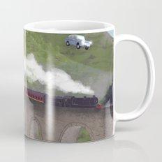 The Flying Car Mug