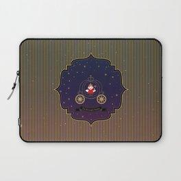The Moonlight Parade-Queen Laptop Sleeve