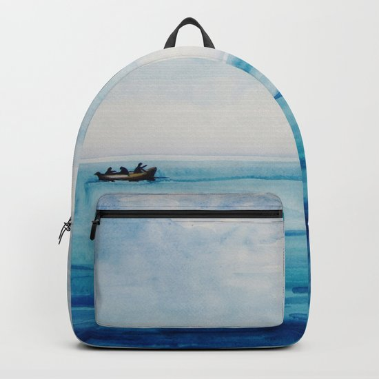 The fishermen Backpack