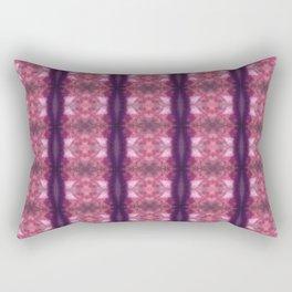 Microbio Plant Vein Rectangular Pillow