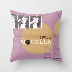 Novella series Throw Pillow