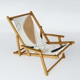 Thin Flow III Sling Chair