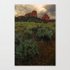 Pike's Meadow Canvas Print