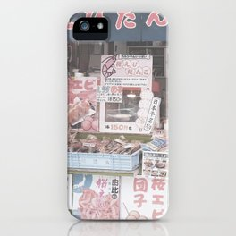 Food Store iPhone Case