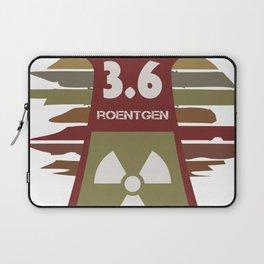 3.6 Röntgen - Not Great, Not Terrible Chernobyl Atom Reactor Explosion Laptop Sleeve