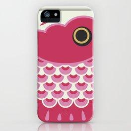 Koinobori | Pink iPhone Case