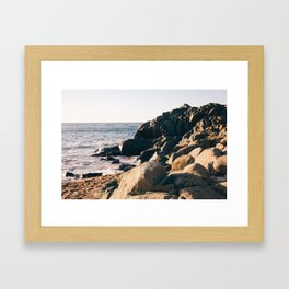 Black Sea #2 Framed Art Print