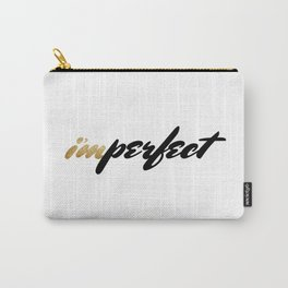 imperfect Carry-All Pouch