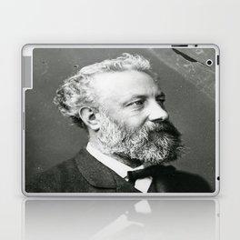 portrait of Jules Verne by Nadar Laptop & iPad Skin