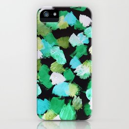 Abstract #2.2 - Petals iPhone Case