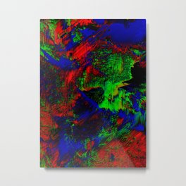 Layers of Existence Metal Print