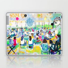 In the Light of Love, Mantras Laptop & iPad Skin